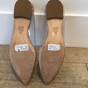 SCHUTZ Shoes - Schutz Clearly Flat